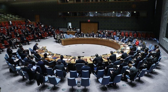 Rusyadan BMGKya Barış Pınarı Harekatı vetosu