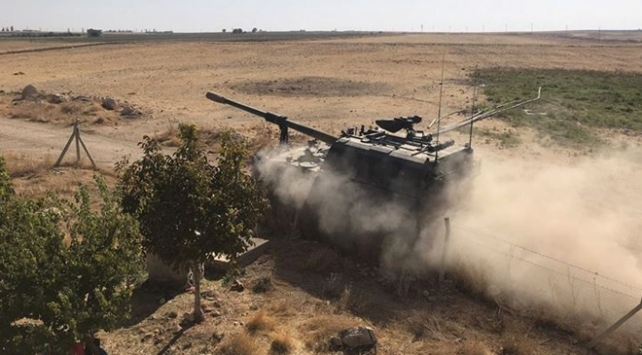 Barış Pınarı Harekatında 415 terörist etkisiz hale getirildi