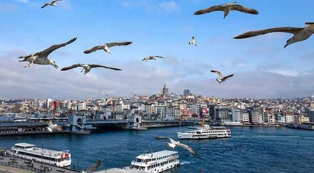 Marmarada sıcaklık artıyor