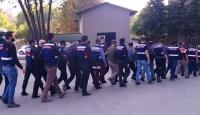 Ankara merkezli 6 ilde dolandırıcılık operasyonu: 22 şüpheli yakalandı