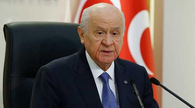 MHP Genel Başkanı Bahçeli, mesaisine pazartesi başlayacak