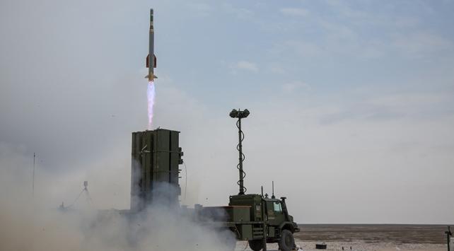 Yerli hava savunma sistemi testleri başarıyla geçti
