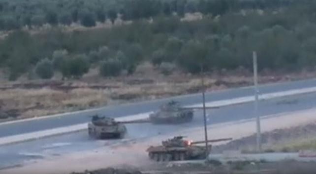 Harekat aleyhine manipülasyonda TSKnın envanterinde olmayan tankın görselini kullandılar