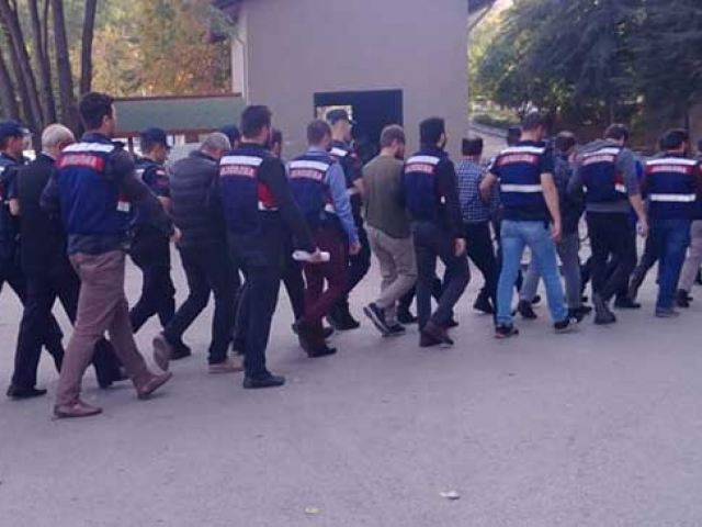 Ankara merkezli dolandırıcılık operasyonu: 22 gözaltı