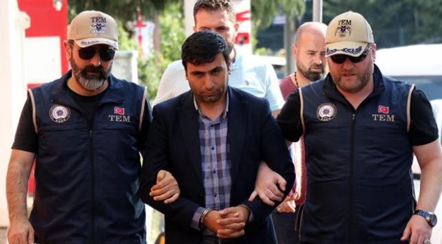 Kocaelide terör örgütü propagandasından tutuklandı