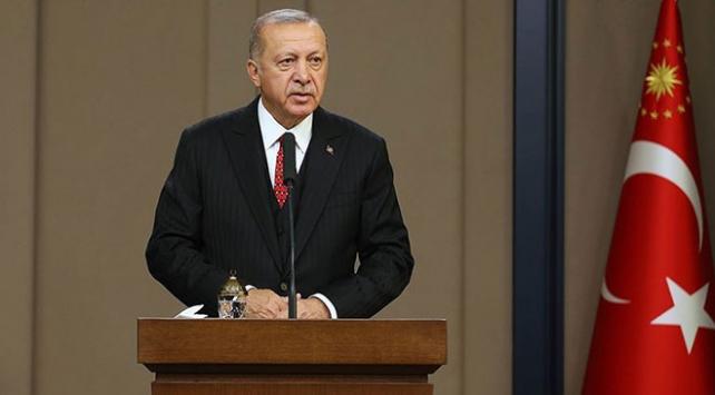 Cumhurbaşkanı Erdoğandan 9 aylık Muhammedin ailesine taziye