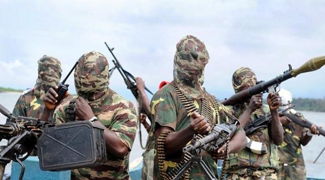 Nijeryada Boko Harama büyük darbe: 10 üst düzey üyesi yakalandı