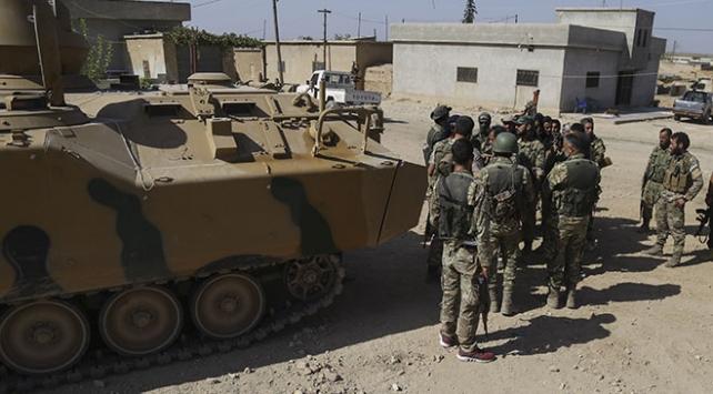 Tel Abyadda kuşatma tamamlandı