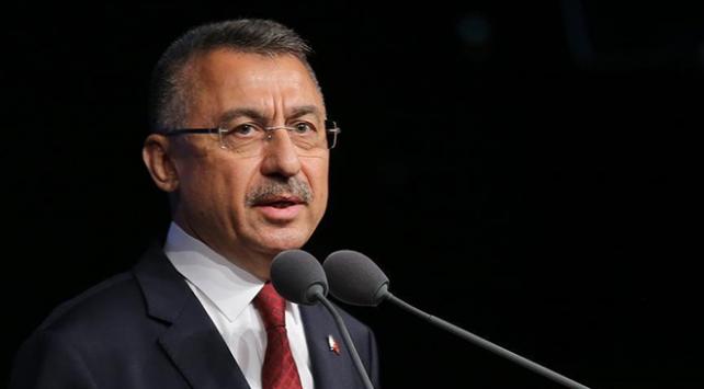 Cumhurbaşkanı Yardımcısı Oktaydan KKTC Cumhurbaşkanı Akıncıya kınama