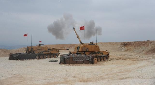 Barış Pınarı Harekatında 480 terörist etkisiz hale getirildi