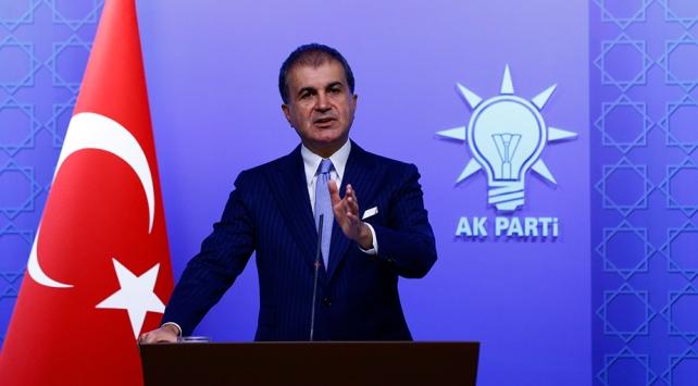 AK Parti Sözcüsü Çelikten KKTC Cumhurbaşkanı Akıncıya tepki