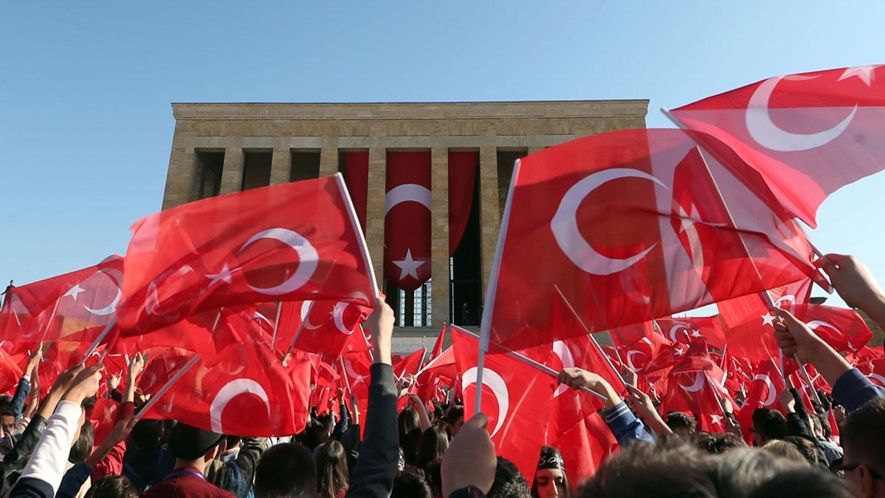 Ankaranın başkent oluşunun 96. yıl dönümü