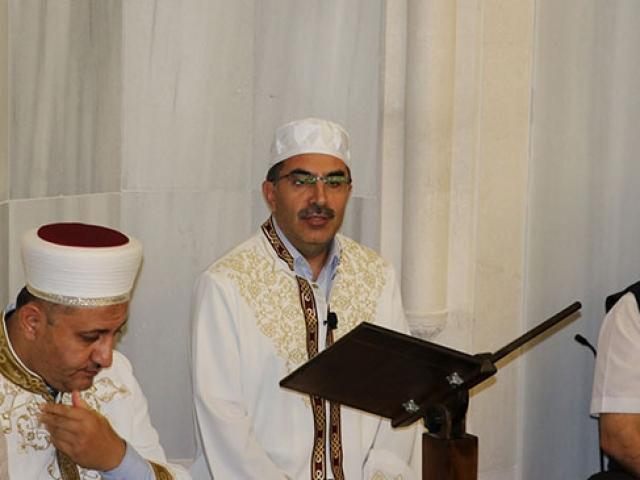 KKTCde Mehmetçik için zafer duası