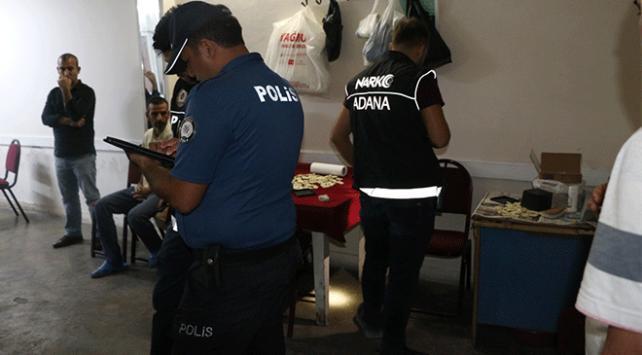 Türkiye genelinde yasa dışı bahis ve narkotik uygulaması