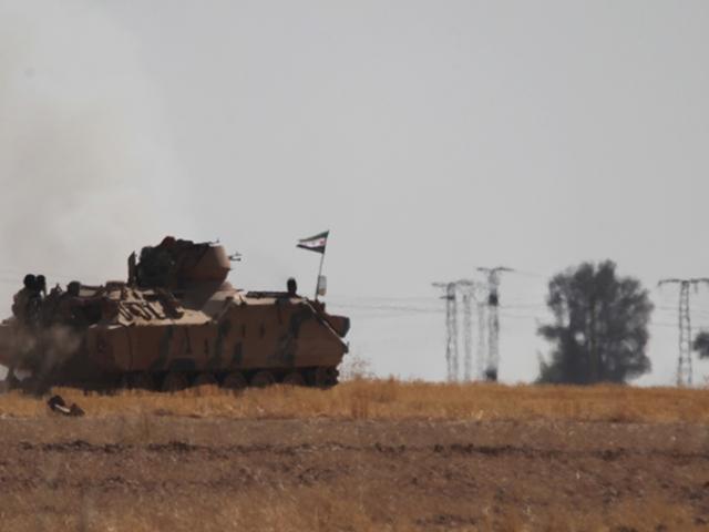 Barış Pınarı Harekatı'nda ilerleyiş sürüyor
