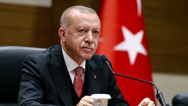 Cumhurbaşkanı Erdoğan: Terör devletinin kurulmasına müsaade etmeyeceğiz