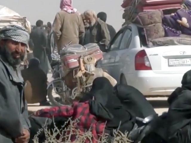 Suriyeli Kürtlerden harekata destek