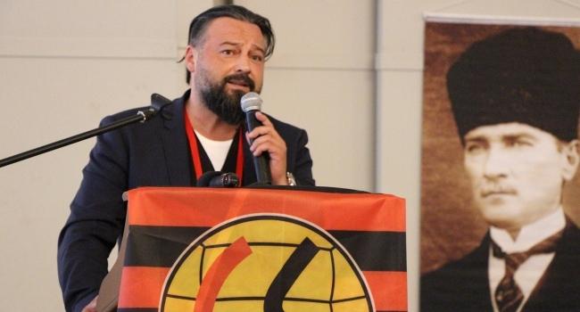 Eskişehirsporda Osman Taş yeniden başkan oldu