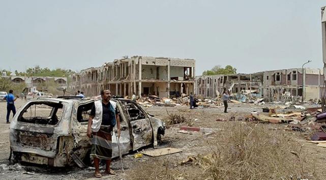 Yemende ordu ile Husiler çatıştı