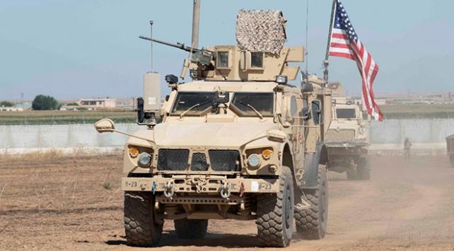 Ayn El Arabın güneyindeki ABDye ait gözetleme noktası boşaltıldı