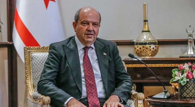 KKTC Başbakanı Tatar: KKTC, Barış Pınarı Harekatında Türkiyenin yanındadır