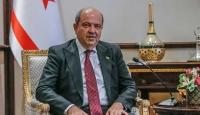 KKTC Başbakanı Tatar: KKTC, Barış Pınarı Harekatı'nda Türkiye'nin yanındadır