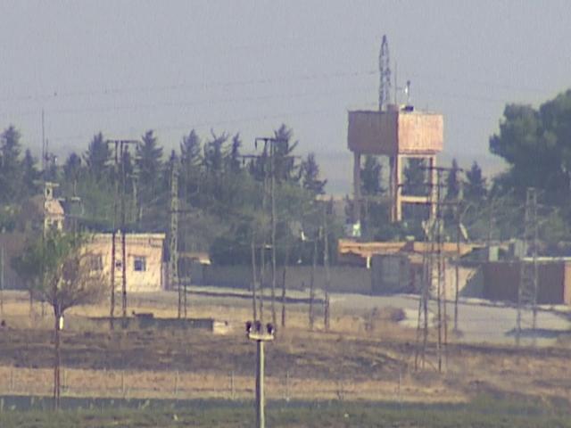 Teröristlerin korku içinde aldıkları önlemleri TRT Haber görüntüledi