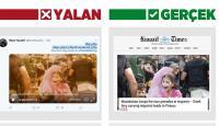 """Barış Pınarı Harekatı aleyhinde """"kaçan siviller"""" fotoğraflarıyla manipülasyon girişimi"""