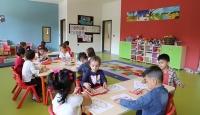 Tunceli'de yaptırılan 8 derslik ilkokul hizmete açıldı