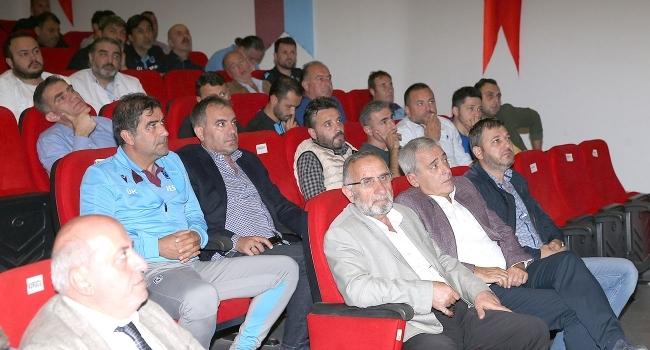 Trabzonspor'dan Temel Yaşam Destek Eğitimi
