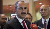 Adalet Bakanı Gül: Bu bir operasyon, savaş iki egemen ülke arasında olur