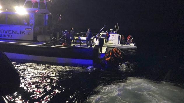 Çanakkalede 242 düzensiz göçmen yakalandı