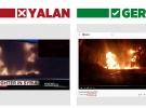 """ABD televizyonu silah tanıtımını """"harekatta bombalama"""" diye çarpıttı"""