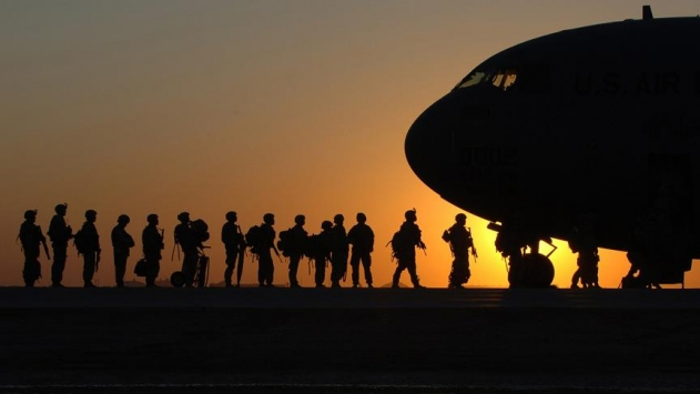 ABDli yetkili: 1000 Amerikan askeri Suriyeden çıkıyor