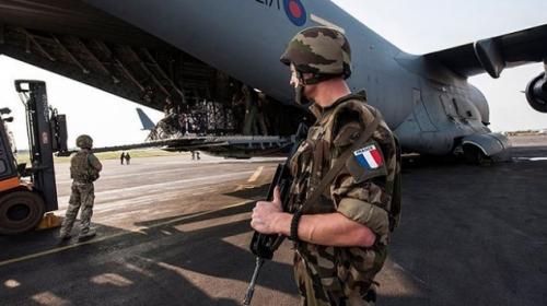 Fransa Suriye'de terör örgütlerine desteğini sürdürüyor