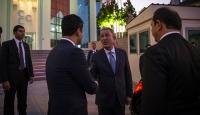 Milli Savunma Bakanı Akar'dan İyi Parti, CHP ve MHP'ye ziyaret