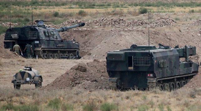 Barış Pınarı Harekatında etkisiz hale getirilen terörist sayısı 560a yükseldi