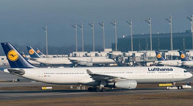 Lufthansada kabin personeli greve gidiyor