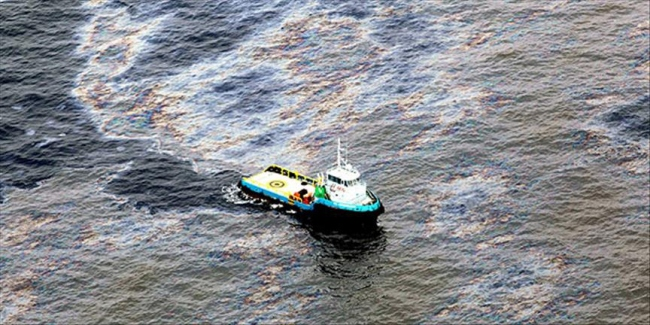 Brezilyada petrol sızıntısı nedeniyle acil durum ilan edildi