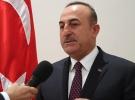 Bakan Çavuşoğlu: Harekata karşı çıkanlar, Suriye'yi bölüp terör devleti oluşturmak istiyor