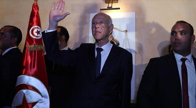Tunusta resmi sonuçlara göre Cumhurbaşkanı Kays Said