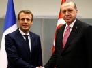Cumhurbaşkanı Erdoğan Macron ile telefonla görüştü