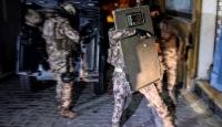İstanbul'da 5 ilçede uyuşturucu operasyonu