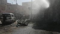 PKK/YPG Cerablus'taki çocukları vurdu: 3 yaralı