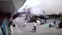 Çin'de gaz patlaması: 9 ölü