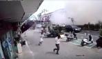 Çinde gaz patlaması: 9 ölü