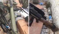 YPG/PKK'lı teröristler kaçma telaşında