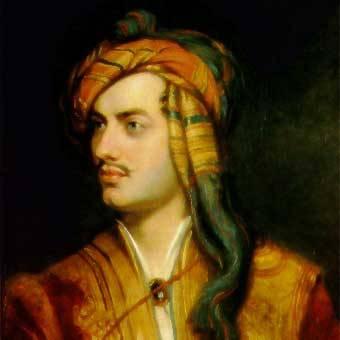 Lord Byron: