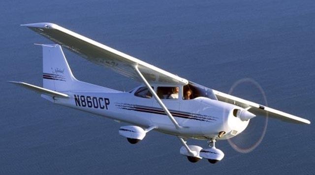 Bakanı Taşıyan Uçak Düştü