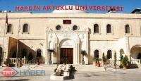 Artuklu Üniversite'sinden Türkiye'de Bir İlk